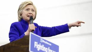 In Wake Of Orlando Shooting, Clinton Suggests Broader Terrorist Watch Lists
