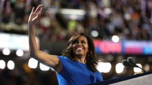 Michelle Obama: I Want A President 'Who Is Worthy Of My Girls' Promise'