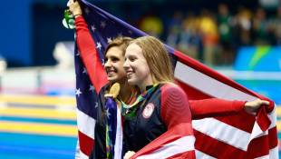 Lilly King Puts Exclamation Point On Big Day For U.S. Swimming