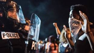 After Fatal Police Shooting, Protest Erupts In Charlotte, N.C.