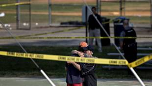 Gunman Dies After Shooting At GOP Baseball Practice In Virginia
