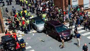 Events Surrounding White Nationalist Rally In Virginia Turn Fatal
