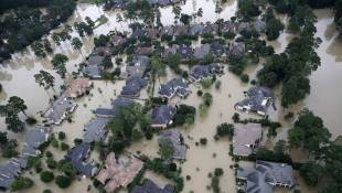 At Least 100,000 Homes Were Affected By Harvey. Moving Back In Won't Be Easy