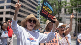 Protesters Across The Country Rally Against Trump's Immigration Policies