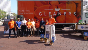 Gleaners Food Bank Launches New Plan To Combat Hunger