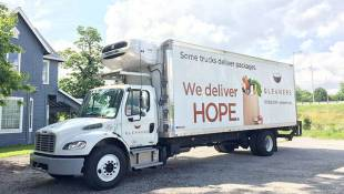 New Leader Of Gleaners Food Bank Open To Suggestions