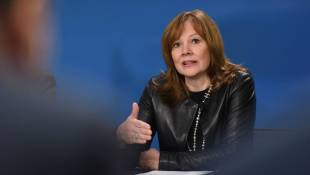 Mary Barra Named Chairman of General Motors Board