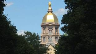 University Of Notre Dame Could Stop Birth Control Coverage