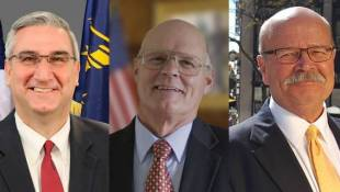 Gubernatorial Candidates Face Off in Final Debate