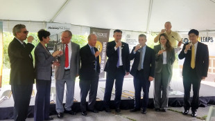 Schweitzer Engineering Laboratories Breaks Ground On Research Facility At Purdue