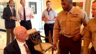 Hal Faulkner, Marine Whose Last Wish Was An Honorable Discharge, Dies