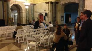 Group Working On Ideas For Indy's Old City Hall