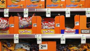 Candy Sales Are Flat; The Industry Blames The Weather
