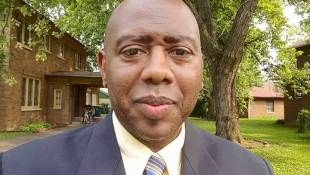 Charles Harrison Decides Not To Run For Mayor Of Indianapolis