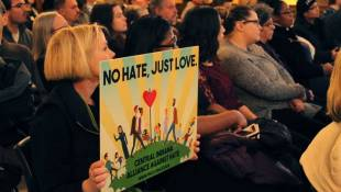 Advocates Call For Hate Crimes Legislation, Again