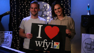 Hayley Costas Visits WFYI's Small Studio