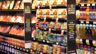 Grocers Lead Kids To Produce Aisle With Junk Food-Style Marketing
