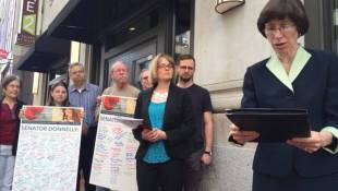 Health Advocates Urge Donnelly To Protect Clean Power Legislation