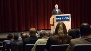 Mayor Focuses On City's Youth In State Of The City Address