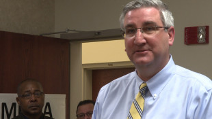 Majority Of Hoosiers Approval Of Gov. Holcomb's Job Performance