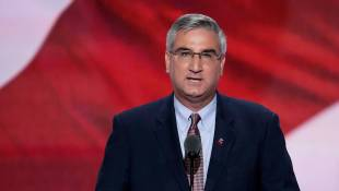 Indiana GOP Nominates Holcomb For Governor