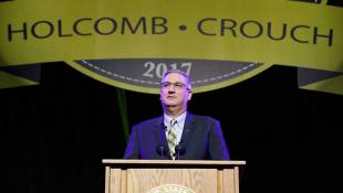 What Issues Will Holcomb Address In His First State Of The State Speech?