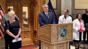 Holcomb Announces New Steps To Slow COVID-19 Spread As State Reports First Death