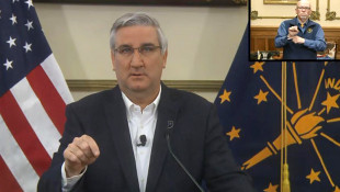 Governor Holcomb Outlines How  And Why  The State Will Reopen