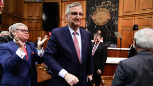 Holcomb Unveils Teacher Pay Plan, Calls For Hate Crimes Law In State Of The State