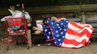 Homeless Programs Get $18 Million In Federal Funds