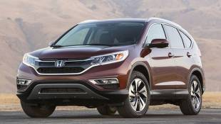 Honda Will Move CR-V Production To Greensburg Plant