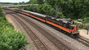Ridership, Revenue Up For Hoosier State Rail Line