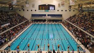 Renovated IU Natatorium To Host Olympic Trials