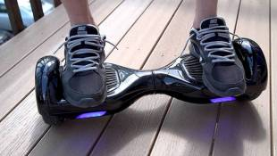 Universities In Indiana Banning Hoverboards Over Fire Worries