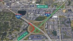 Paving Projects Begin This Weekend On I-465, I-69