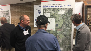 I-69 Section 6 Project Is Near The 'Finish Line,' INDOT Officials Say At Public Forum