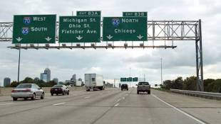 INDOT Looks For Feedback On North Split Project