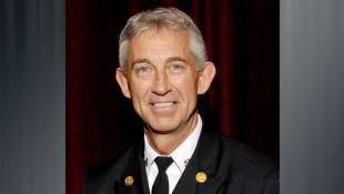 Former IFD Chief Brian Sanford Loses Battle With ALS