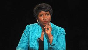 Gwen Ifill, Host Of 'Washington Week', 'PBS Newshour', Dies