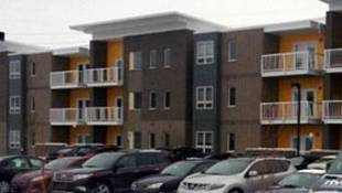 New Apartments Open On Old Hospital Site