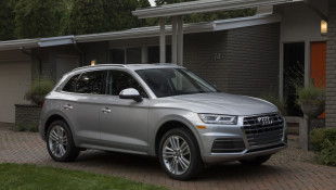 Audi Q5 Is One Smooth Operator - And Full Of Gusto