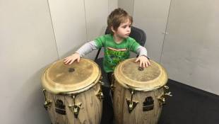 Discovering Rhythm With Kids