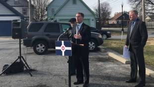 Indianapolis Announces Pilot Program To Fund Infrastructure Projects