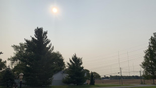Smoke From Western States' Wildfires Visible To Hoosiers