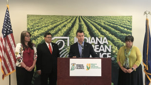 U.S. Sen. Todd Young Talks About Relief For Farmers