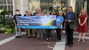 Environmental Groups Urge IPL To Retire Coal Plant In Favor of Clean Energy