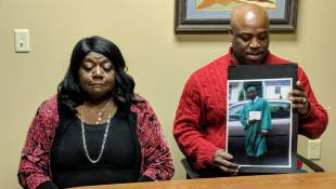 Ten Years After Fred Jones' Death, His Parents Are Still Seeking Justice