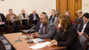Senate Committee Hears Bills To Aid East Chicago For Lead Crisis