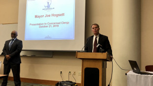 Hogsett Reveals His Plans To Address Systemic Racism