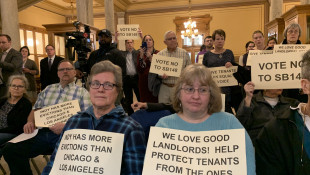 Large Coalition Opposes Bill To Restrict Renter Rights